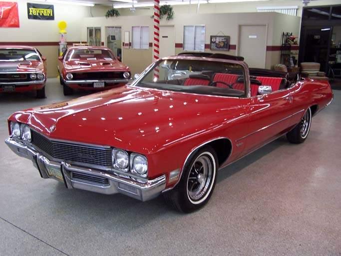 The Buick Centurion Registry
