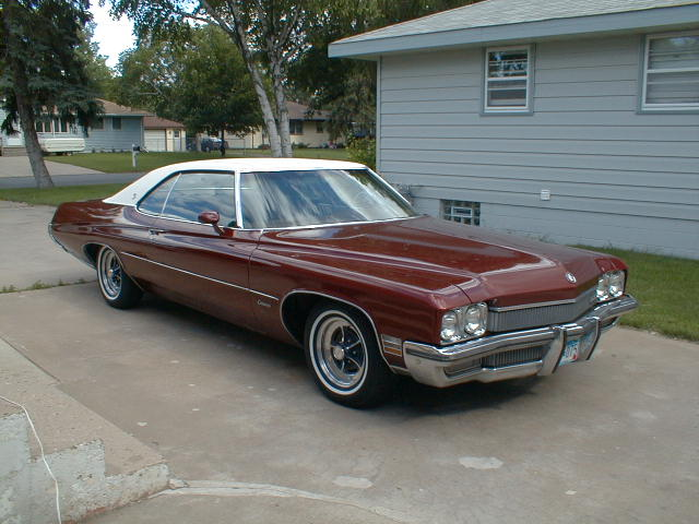 Carl S 1972 Centurion Formal Coupe